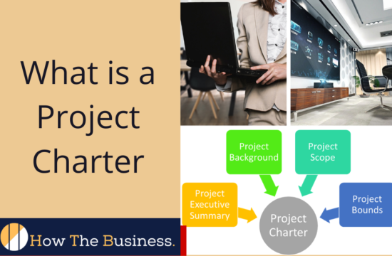 what is a project charter